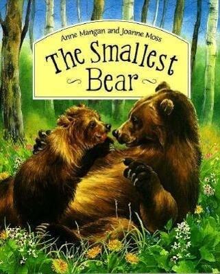 The Smallest Bear als Buch