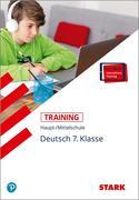 Training Haupt-/Mittelschule - Deutsch 7. Klasse + ActiveBook