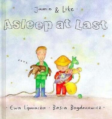 Asleep at Last als Buch