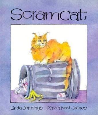 Scramcat als Buch