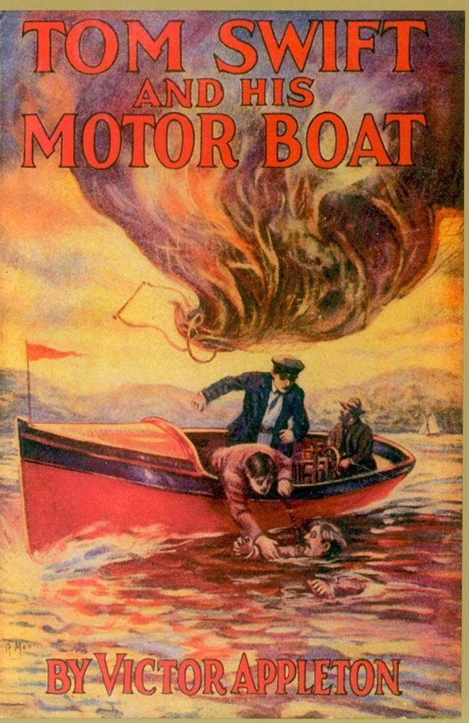 Tom Swift & His Motor Boat als Buch