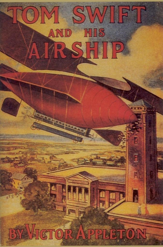 Tom Swift & His Airship als Buch