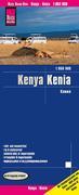 Reise Know-How Landkarte Kenia 1:950.000