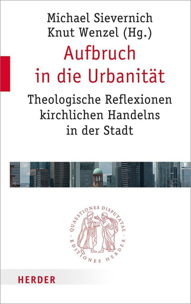 Aufbruch in die Urbanität als eBook Download von
