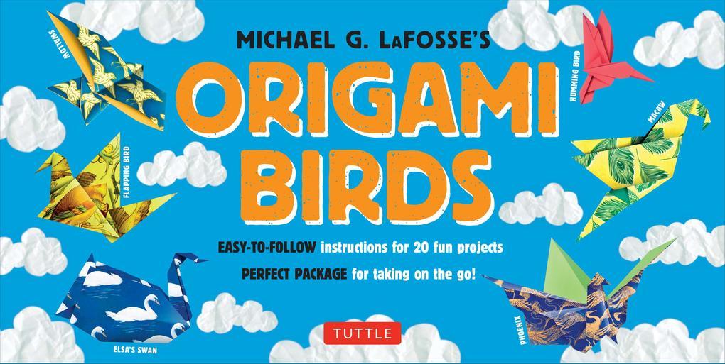 Origami Birds Ebook als eBook Download von Mich...