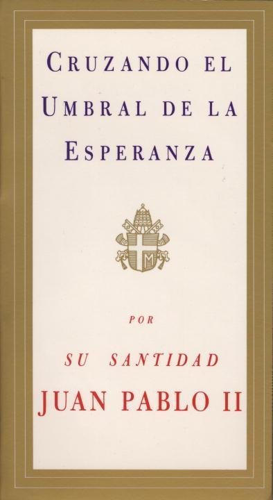 Cruzando El Umbral de la Esperanza als Taschenbuch