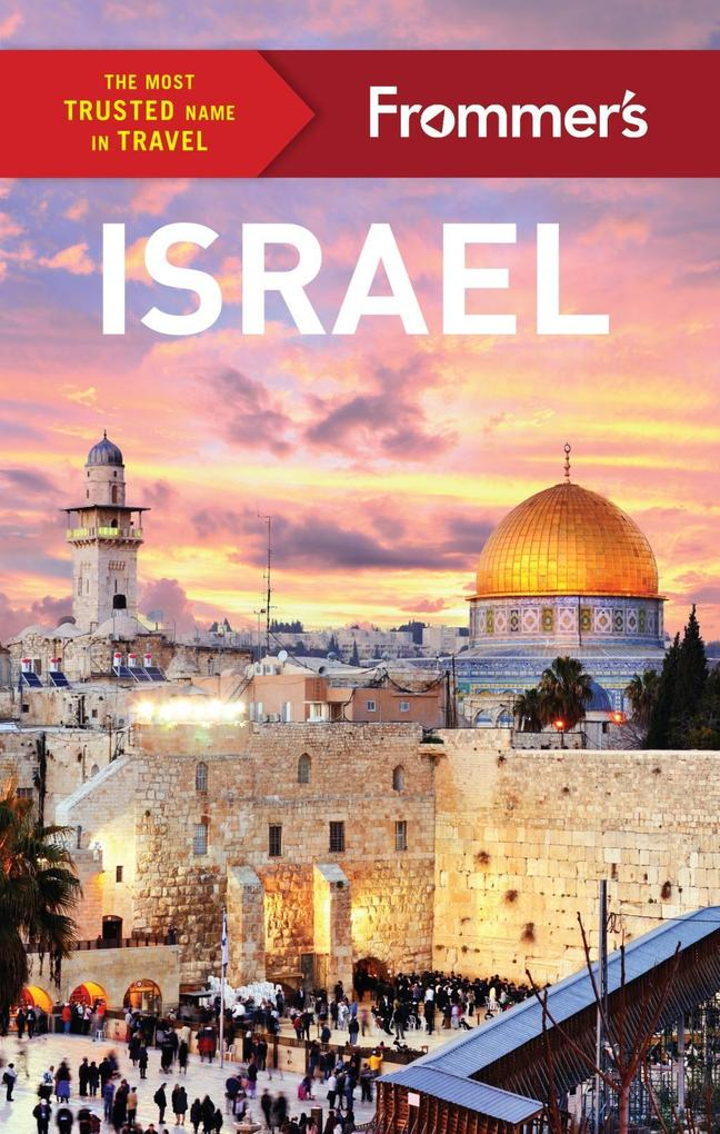 Frommer´s Israel als eBook Download von Anthony...