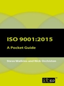 ISO 9001:2015 als eBook Download von Steve Watkins
