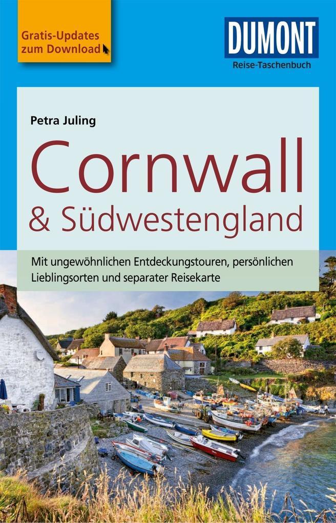 DuMont Reise-Taschenbuch Reiseführer Cornwall & Südwestengland als eBook