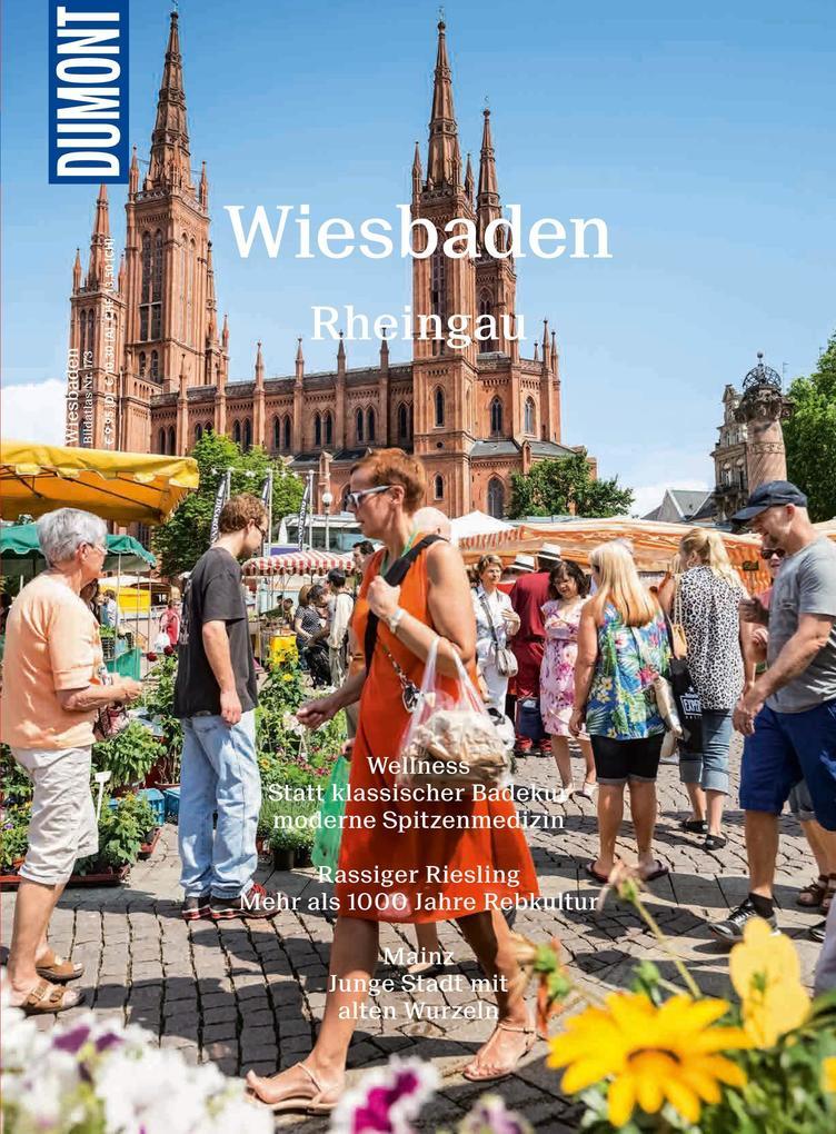 DuMont Bildatlas Wiesbaden als eBook Download von
