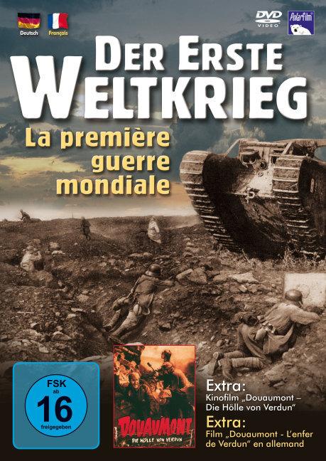 Der Erste Weltkrieg. 2 DVD-Videos als DVD