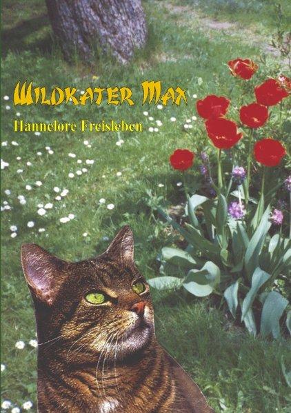 Wildkater Max als Buch