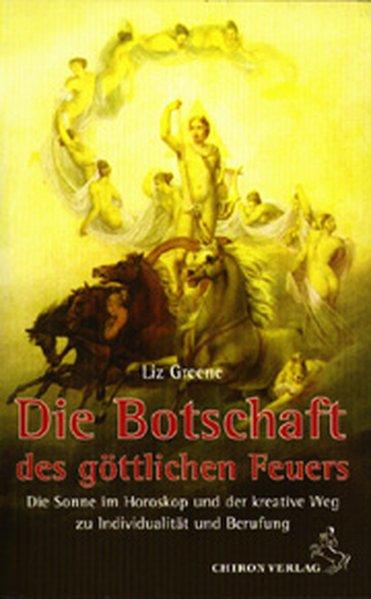 Die Botschaft des göttlichen Feuers als Buch