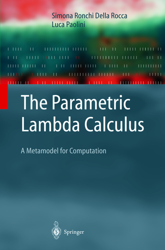 The Parametric Lambda Calculus als Buch