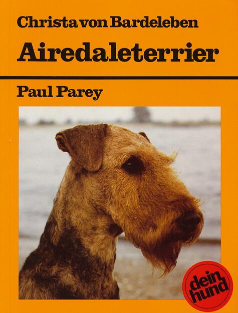 Airedaleterrier als Buch