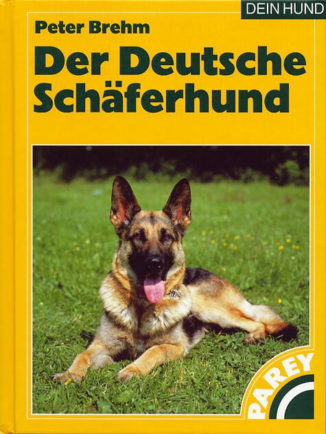 Der Deutsche Schäferhund als Buch