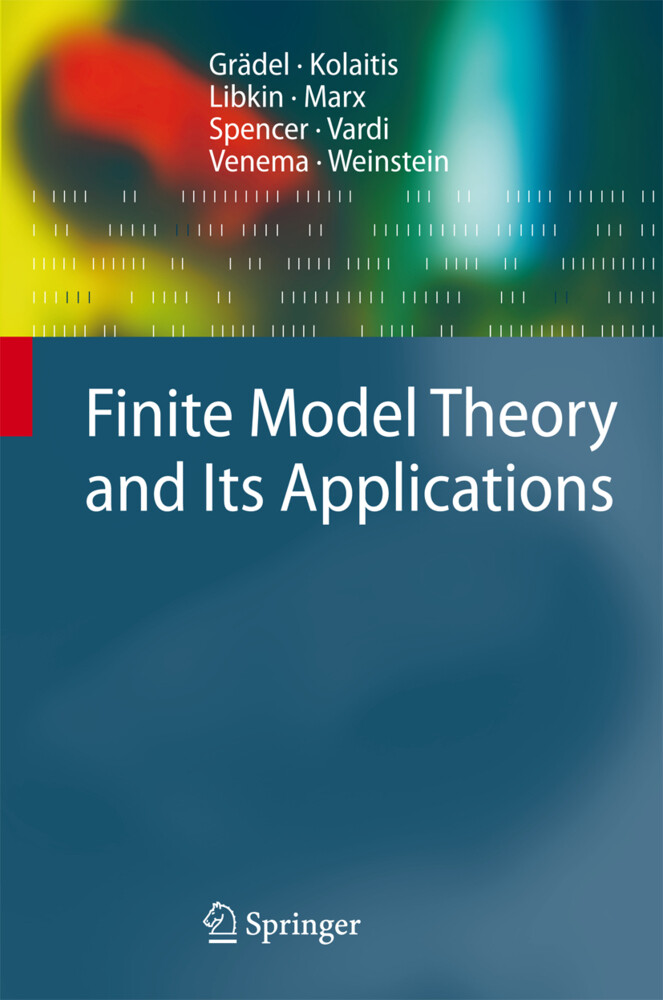 Finite-Model Theory and Its Applications als Buch