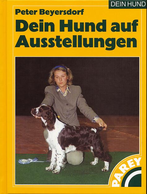Dein Hund auf Ausstellungen als Buch