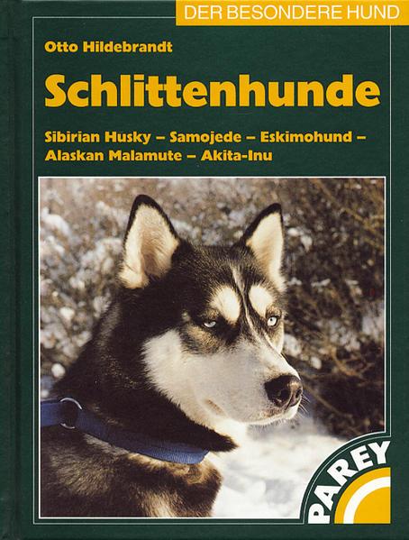 Schlittenhunde als Buch