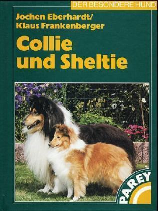 Collie und Sheltie als Buch