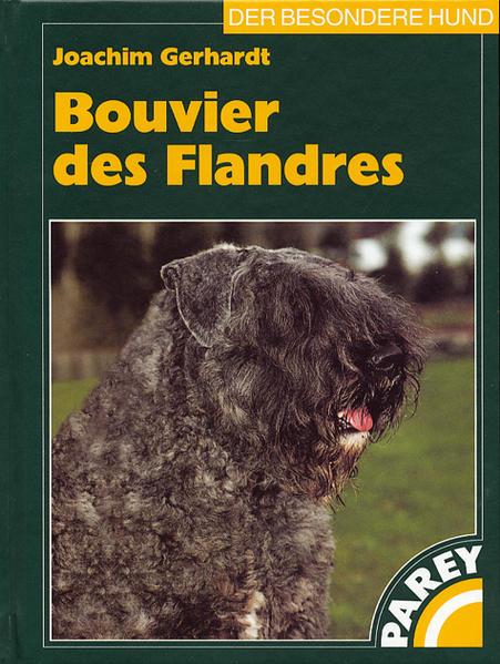 Bouvier des Flandres als Buch