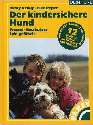 Der kindersichere Hund als Buch
