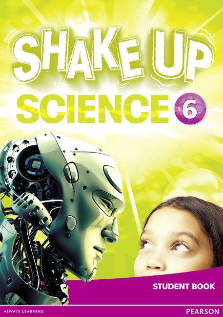 Shake Up Science 6. Student Book als Taschenbuc...