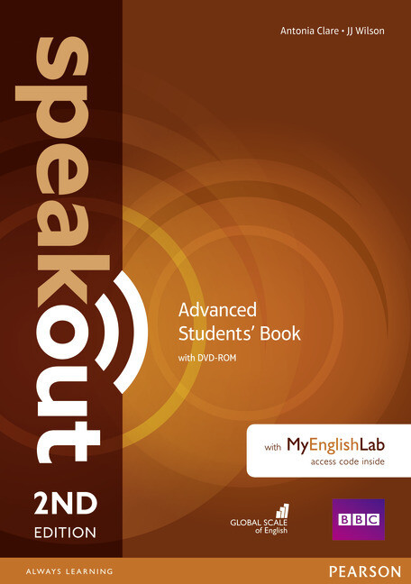 Speakout Advanced. Students´ Book with DVD-ROM ...