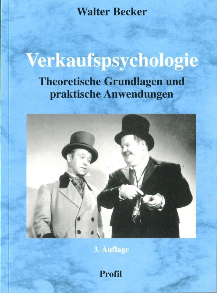 Verkaufspsychologie als Buch