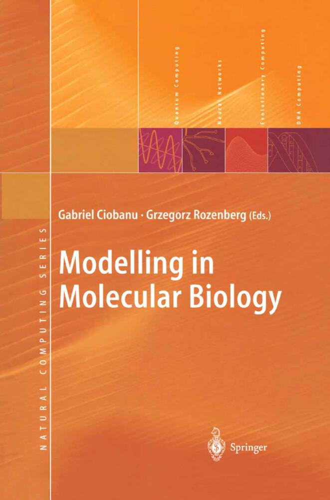 Modelling in Molecular Biology als Buch