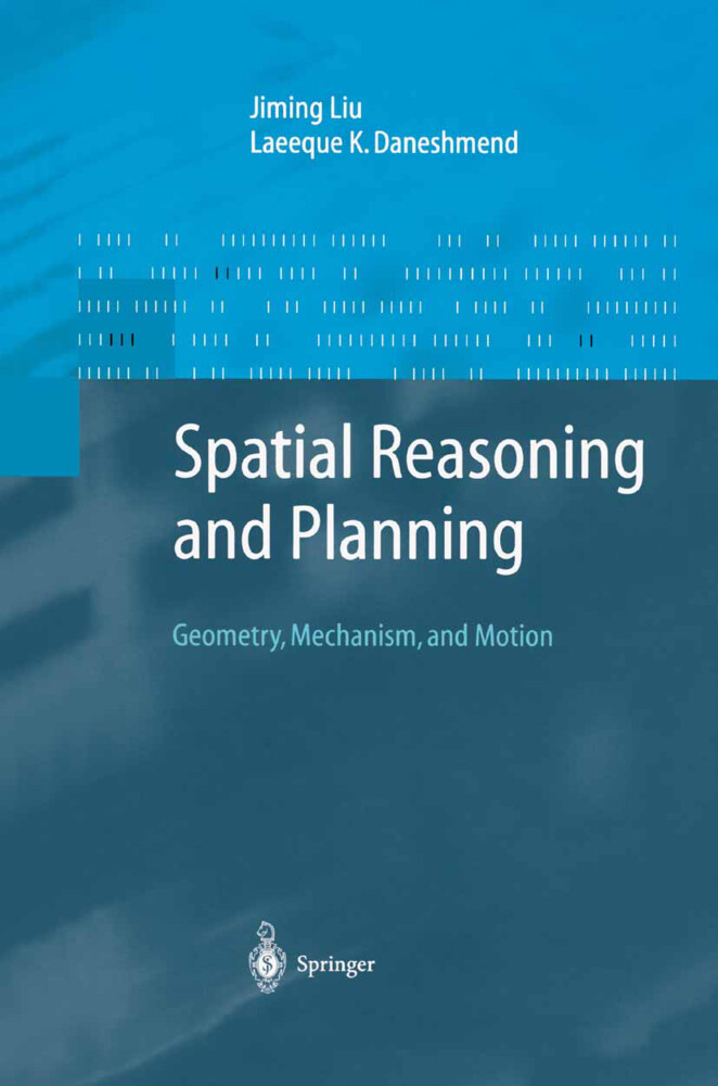 Spatial Reasoning and Planning als Buch