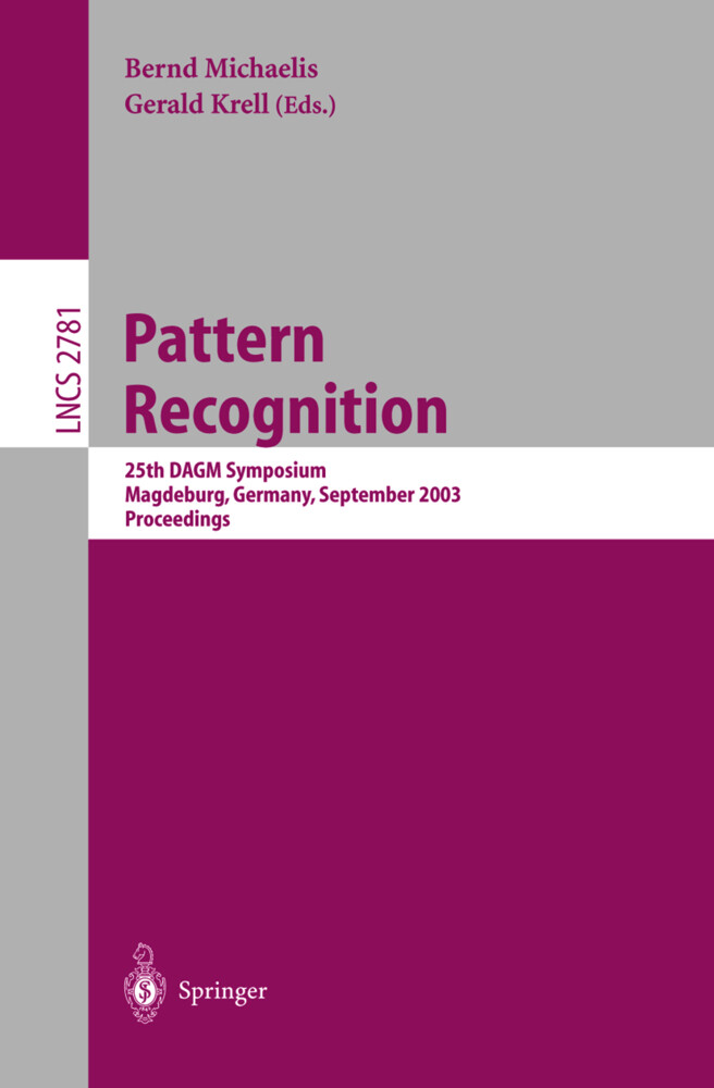 Pattern Recognition als Buch