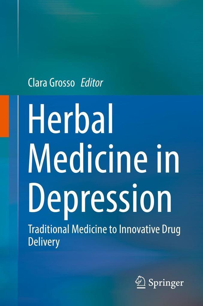 Herbal Medicine in Depression als eBook Downloa...