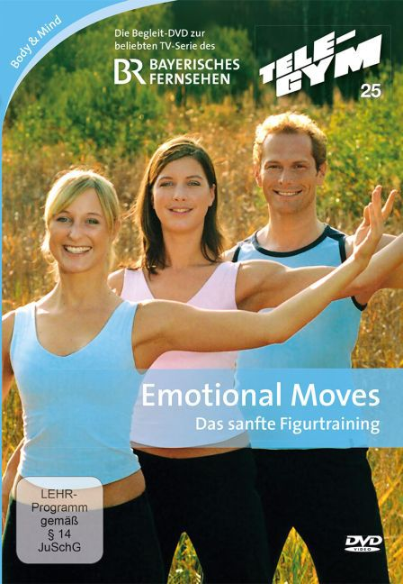 Tele-Gym 25. Emotional Moves. DVD-Video als DVD