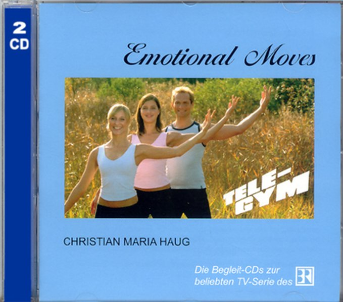 Tele-Gym 25. Emotional Moves. 2 CDs als Hörbuch