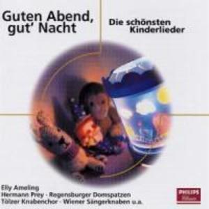 Guten Abend,Gut' Nacht-Die Schönsten Kinderlieder als CD