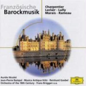 FRANZÖSISCHE BAROCKMUSIK als CD