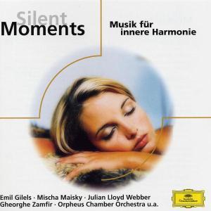 Silent Moments-Musik Für Innere Harmonie als CD