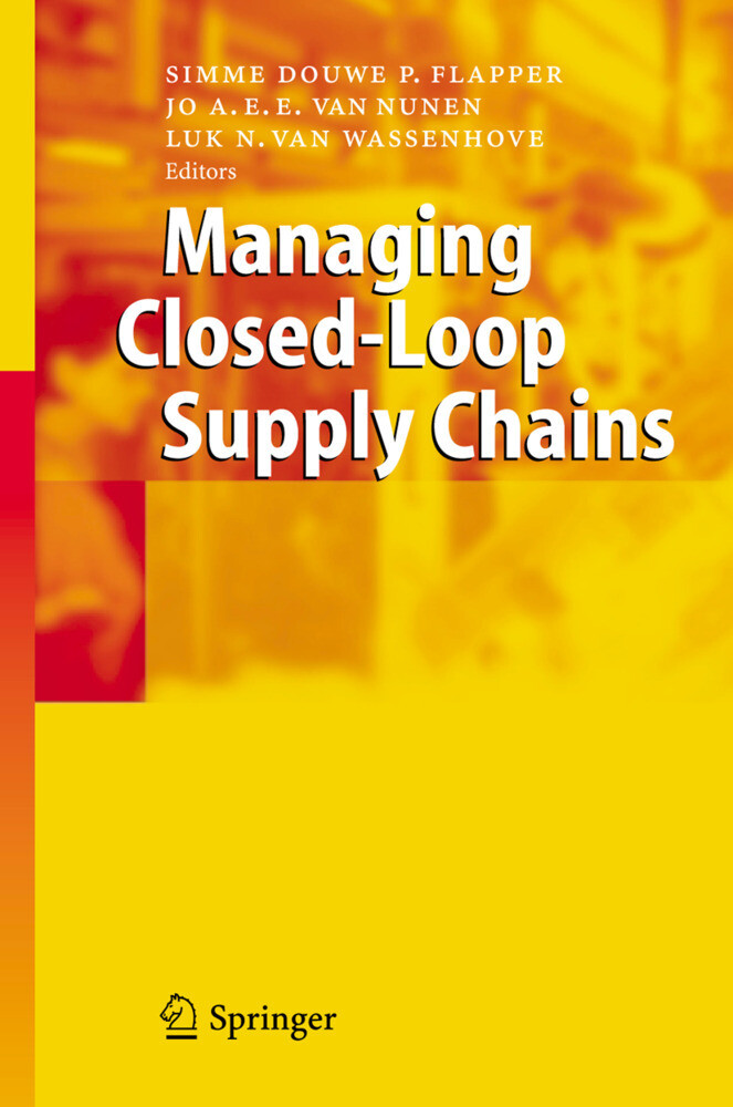 Managing Closed-Loop Supply Chains als Buch