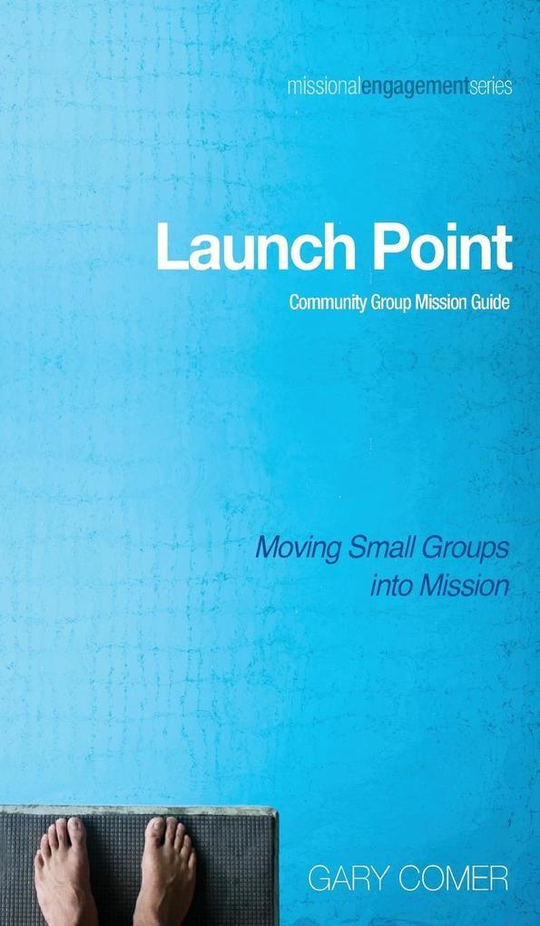 Launch Point als Buch von