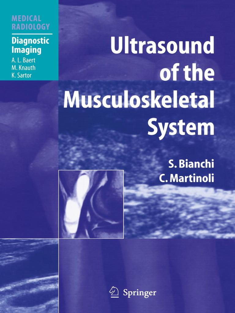 Ultrasound of the Musculoskeletal System als Buch