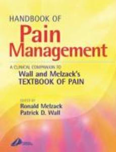 Handbook of Pain Management als Buch