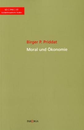 Moral und Ökonomie als Buch