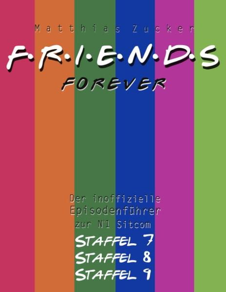 Friends Forever als Buch
