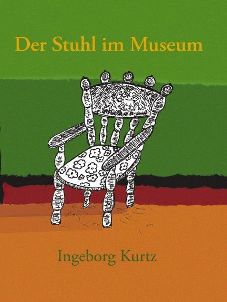 Der Stuhl im Museum als Buch