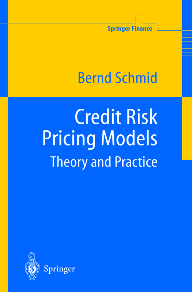 Credit Risk Pricing Models als Buch