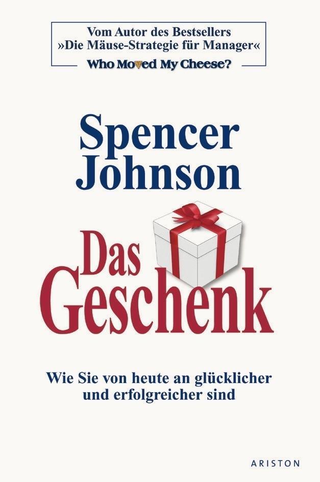 Das Geschenk als Buch