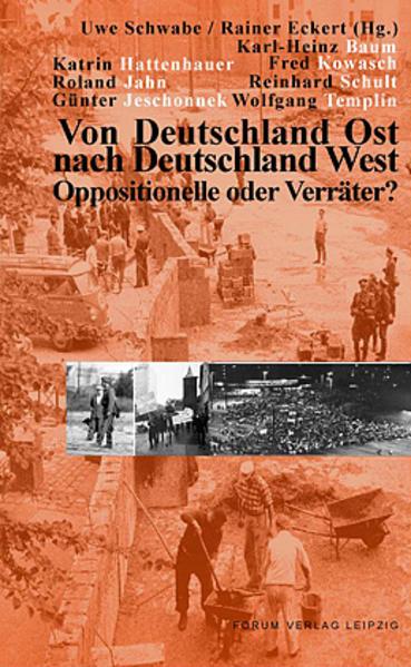 Von Deutschland Ost nach Deutschland West als Buch