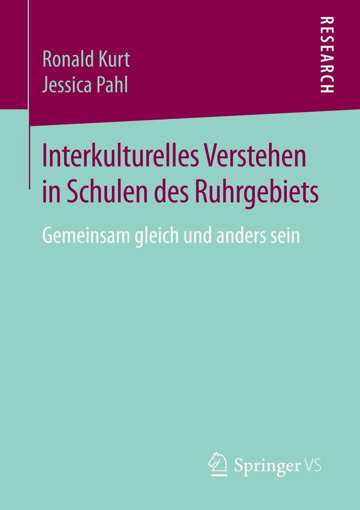 Interkulturelles Verstehen in Schulen des Ruhrg...