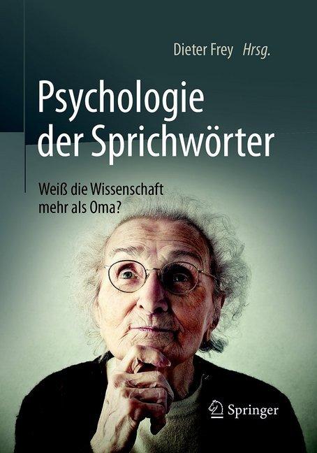 Psychologie der Sprichwörter als Buch von